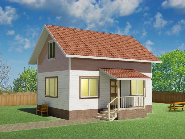 Проектирование и проекты дачного дома